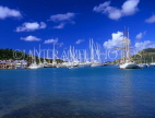 ANTIGUA, Falmouth Harbour and yachts, ANT1328JPL