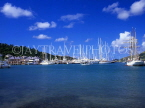 ANTIGUA, Falmouth Harbour and yachts, ANT635JPL