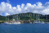 ANTIGUA, Jolly Harbour and marina, ANT671JPL
