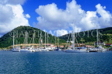 ANTIGUA, Jolly Harbour and marina, ANT762JPL