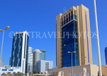 BAHRAIN, Manama, Ramee Grand Hotel and Seef Tower buildings, architecture, BHR1207JPL