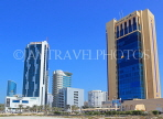 BAHRAIN, Manama, Ramee Grand Hotel and Seef Tower buildings, architecture, BHR1208JPL