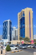 BAHRAIN, Manama, Ramee Grand Hotel and Seef Tower buildings, architecture, BHR1212JPL