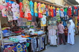 BAHRAIN, Muharraq, Souk (souq), street with shops and stalls, BHR852JPL