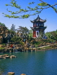 CANADA, Quebec, MONTREAL, Botanical Gardens, Chinese Gardens and Pagoda, CAN855JPL