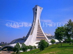 CANADA, Quebec, MONTREAL, Olympic Stadium Tower, CAN562JPL