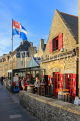 FRANCE, Brittany, SAINT-MALO, Old Town, ramparts, Le Corps de Garde Crêperie, FRA2644JPL