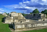 GUATEMALA, Tikal, Mayan sites, Zaculeu Ball Court 2, GUA259JPL