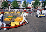 HOLLAND, Alkmaar, Cheese Market, HOL12JPL