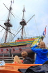 HOLLAND, Amsterdam, VOC replica ship, HOL832JPL