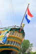 HOLLAND, Amsterdam, VOC replica ship, HOL833JPL