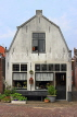 HOLLAND, Edam, traditional Dutch house front, HOL825JPL