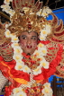 INDONESIA, cultural dancer in colourful costume, INDS1274JPL