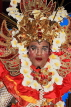 INDONESIA, cultural dancer in colourful costume, INDS1275JPL