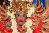 INDONESIA, cultural dancer in colourful costume, INDS1276JPL