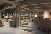 ITALY, Lombardy, MILAN, The Duomo, Baptistery, archaeological area, ITL1996JPL