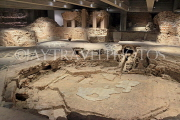 ITALY, Lombardy, MILAN, The Duomo, Baptistery, archaeological area, ITL1998JPL