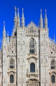 ITALY, Lombardy, MILAN, The Duomo (Cathedral), ITL1950JPL