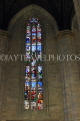 ITALY, Lombardy, MILAN, The Duomo (Cathedral), stained galss windows, ITL1993JPL