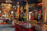 SINGAPORE, Little India, Leong San See Temple, interior, SIN652JPL