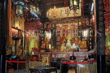 SINGAPORE, Little India, Leong San See Temple, interior, SIN655JPL