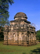 SRI LANKA, Polonnaruwa, granite built Shiva Devale (shrine) No2, Chola period, SLK288JPL