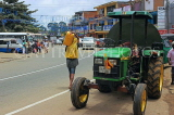 SRI LANKA, Pussellawa, town centre, and tractor, SLK4190JPL
