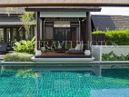 THAILAND, Ko Samui, house with pool, traditional Thai & Chinese design, THA2171JPL