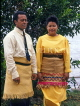TONGA, Tongans in traditional day dress (for men and women), TON115JPL