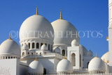 UAE, ABU DHABI, Sheik Zayed Mosque, UAE623JPL