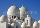UAE, ABU DHABI, Sheik Zayed Mosque, UAE624JPL