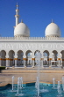 UAE, ABU DHABI, Sheik Zayed Mosque, UAE627JPL