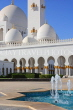 UAE, ABU DHABI, Sheik Zayed Mosque, UAE628JPL