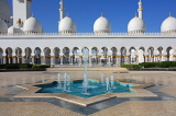 UAE, ABU DHABI, Sheik Zayed Mosque, UAE629JPL
