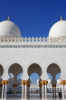 UAE, ABU DHABI, Sheik Zayed Mosque, UAE631JPL