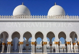 UAE, ABU DHABI, Sheik Zayed Mosque, UAE632JPL