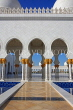 UAE, ABU DHABI, Sheik Zayed Mosque, UAE635JPL