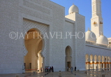 UAE, ABU DHABI, Sheik Zayed Mosque, UAE639JPL