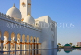 UAE, ABU DHABI, Sheik Zayed Mosque, UAE642JPL