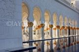 UAE, ABU DHABI, Sheik Zayed Mosque, UAE648JPL