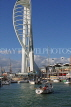 UK, Hampshire, PORTSMOUTH, Gunwharf Quays and Spinnaker Tower, UK6535JPL