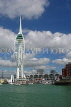 UK, Hampshire, PORTSMOUTH, Gunwharf Quays and Spinnaker Tower, UK6537JPL