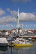 UK, Hampshire, PORTSMOUTH, Spinnaker Tower and harbour boats, UK6541JPL