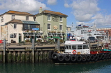 UK, Hampshire, PORTSMOUTH, harbour and boats, UK6558JPL
