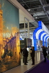 UK, LONDON, ExCel Centre, World Travel Market show, UK31140JPL