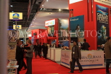 UK, LONDON, ExCel Centre, World Travel Market show, UK31150JPL