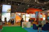UK, LONDON, ExCel Centre, World Travel Market show, UK31156JPL