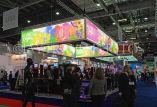 UK, LONDON, ExCel Centre, World Travel Market show, UK31165JPL
