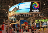UK, LONDON, ExCel Centre, World Travel Market show, UK31166JPL