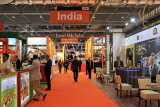 UK, LONDON, ExCel Centre, World Travel Market show, UK31194JPL